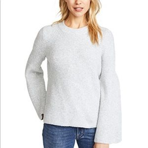 ⚡️Madewell Bell-Sleeve Pullover Sweater⚡️